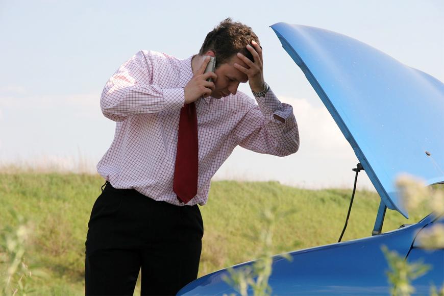 Los peligros del calor para tu coche
