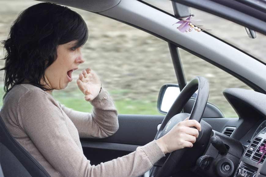 Así afecta el cambio de hora a la conducción