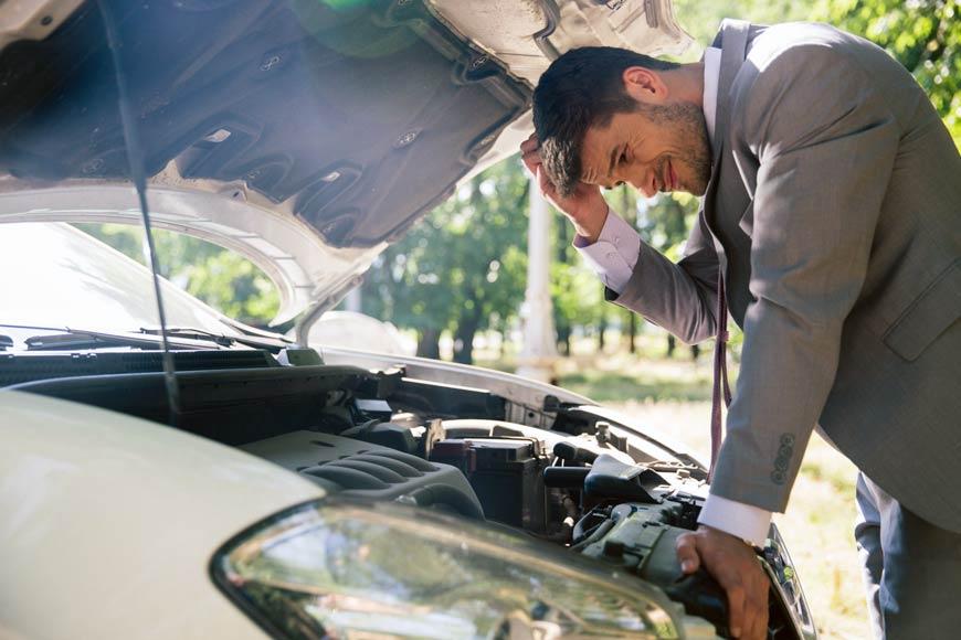 Las averías de coches más comunes y cómo evitarlas